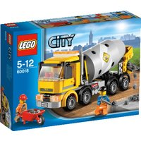 LEGO City - Cement Mixer (60018)