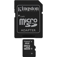 Kingston microSDHC 8GB Class 10 ( SDC10/8GB)