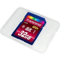 Transcend Ultimate SDHC 32GB Class 10 UHS-I (TS32GSDHC10U1)