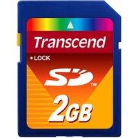 Transcend Standard SD 2GB (TS2GSDC)