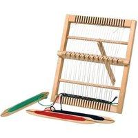Small Foot Design Weaving Loom