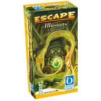 Queen Games Escape: The Curse of the Temple: Illusions