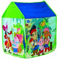 Worlds Apart Jake and the Neverland Pirates Wendy Tent