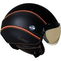 Nexx X60 Vintage flat/black/orange