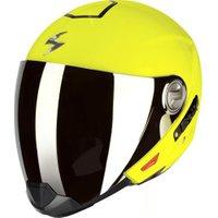 Scorpion EXO-300 Air Neon Yellow