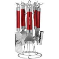 Morphy Richards 46811 Red 4 Piece Gadget Set