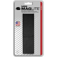 Maglite Mini Maglite 2-Cell AA Black Nylon Flashlight Belt Holster
