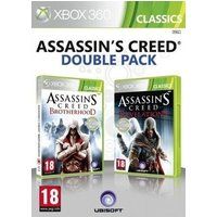 Assassin's Creed: Brotherhood + Assassin's Creed: Revelations (Xbox 360)