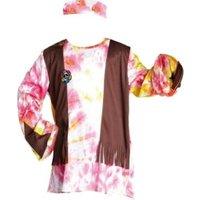 Rubie's Hippi Costume 2 Piece (2656)