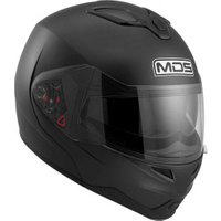 MDS MD200 Plain Matt Black