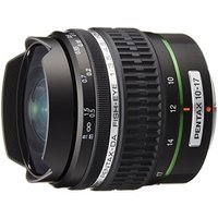 Pentax smc DA 10-17mm f/3.5-4.5 ED IF Fisheye