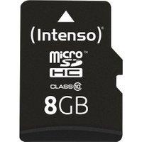 Intenso microSDHC 8GB Class 10 (3413460)