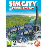 SimCity: French City Set (Add-On) (PC)
