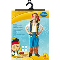 Rubie's Jake the Pirate Fancy Dress Costume (881214)