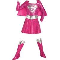 Rubie's Girls Supergirl Pink