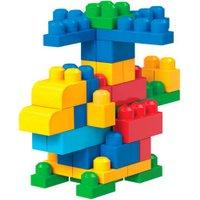 MEGA BLOKS First Builders Building Blocks 60 Pcs