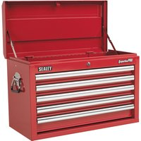 Sealey AP33059 Topchest 5 Drawer with Ball Bearing Runners