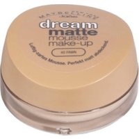 Maybelline Dream Matte Mousse Make-Up - 40 Fawn (18ml)