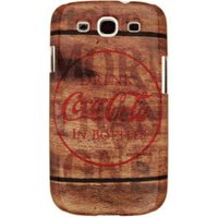 Coca-Cola Coke Wood (Samsung Galaxy S3)