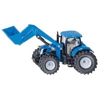 Siku New Holland with front loader (1986)