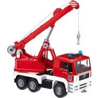 Bruder MAN Fire Engine Crane truck (02770)