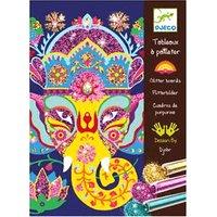 Djeco Glitter boards - India