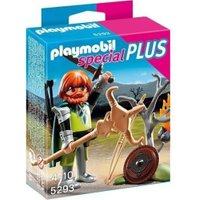 Playmobil Celtic Warrior with Campfire (5293)
