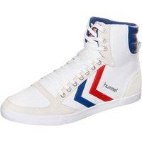 Hummel Slimmer Stadil High 511 white/blue/red/gum