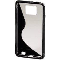 Hama TPU Combi Case black (Samsung Galaxy S2)