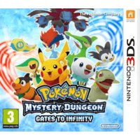 Pokémon: Mystery Dungeon - Gates to Infinity (3DS)