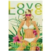 Parfums Love Sun & Love Eau de Toilette (60ml)