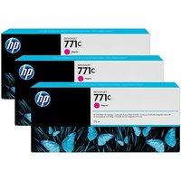 HP 771C (B6Y33A) Magenta 3 packs