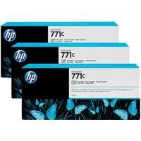 HP 771C (B6Y37A Photo Black 3 pack
