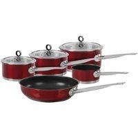 Morphy Richards 5-Piece Pan Set