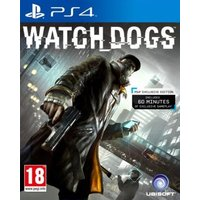Watch Dogs: Exclusive Edition (PS4)