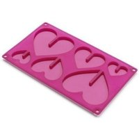 Lékué 3D Heart Baking Mould