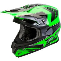 Scorpion VX-20 Air Quartz Black/Green