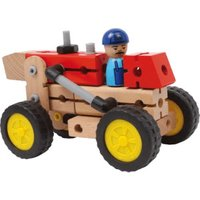 Small Foot Design Construction Set Tractor
