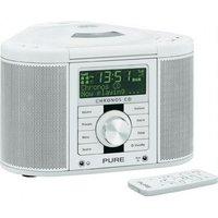 PURE Chronos CD Series II White