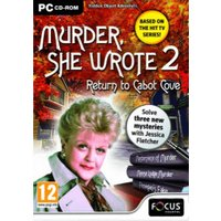 Murder, She Wrote 2: Return to Cabot Cove (PC/Mac)
