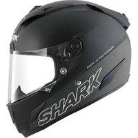 SHARK Race-R Pro Carbon Blank Matt Black/Metallic