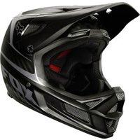 Fox Rampage Pro Carbon matte black