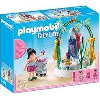 Playmobil Decorator with LED Pedestal (5489)