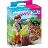 Playmobil Woodcutter (5412)