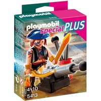 Playmobil Pirate with Cannon (5413)