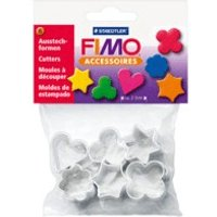 Fimo Metal Shape Cutters