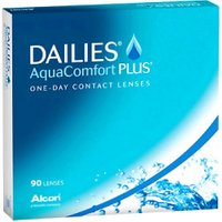 Alcon Focus Dailies AquaComfort PLUS (90 pcs) +4.00