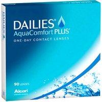Alcon Focus Dailies AquaComfort PLUS (90 pcs) +2.50