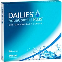 Alcon Focus Dailies AquaComfort PLUS (90 pcs) +1.75