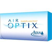 Alcon Air Optix Aqua (6 pcs) +2.25